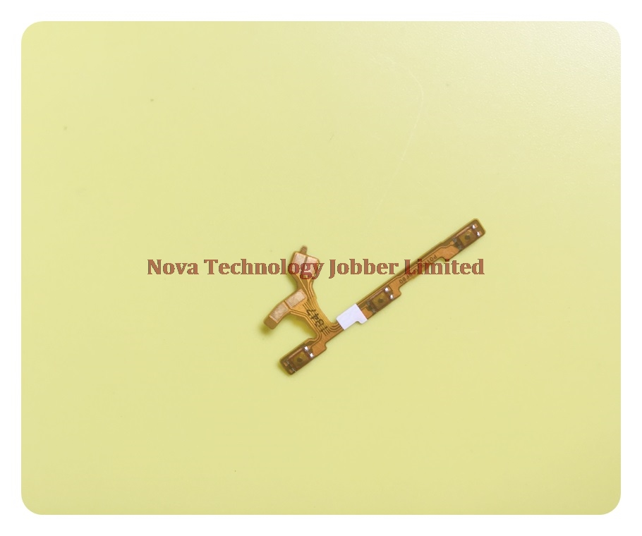Wyieno Honor10 Lite Switch On/off Volume Ribbon For Huawei P Smart 2019 Power Button Flex Cable Replacement Parts Tracking