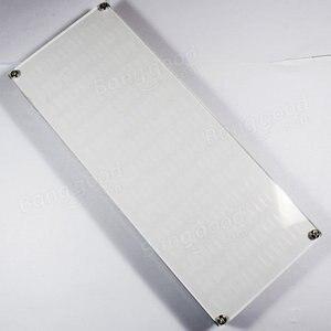 Image 5 - Bricolage grande taille contrôle tactile 225 Segment LED égaliseur numérique spectre de musique Kit dondes sonores