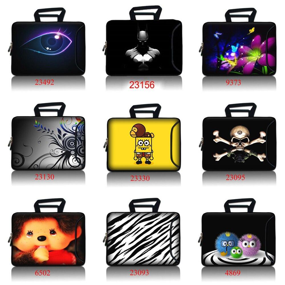 men women handbag Laptop Bag tablet Case 10.1 11.6 13.3 14.1 15.6 17.3 Notebook sleeve cover For macbook pro 13 retina SBP-hot17