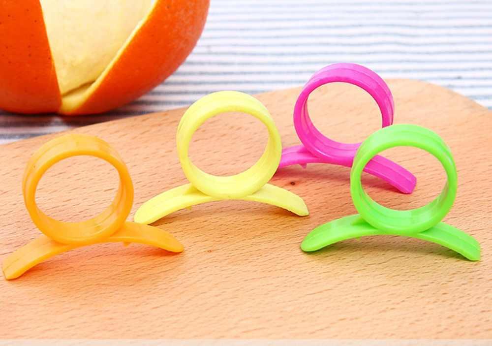 1 pçs criativo laranja descascador zésteres limão slicer fruit stripper fácil abridor citrus ferramenta acessórios de cozinha gadgets r