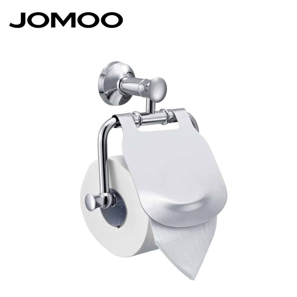 JOMOO European Style Wall Mounted Bathroom Accessories Chrome Paper ...
