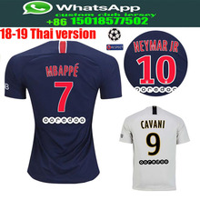 Optimum quality 2018 2019 PSG Adlut soccer Jerseys MBAPPE NEYMAR JR camisetas  shirt survetement man Football 44b8c83d0