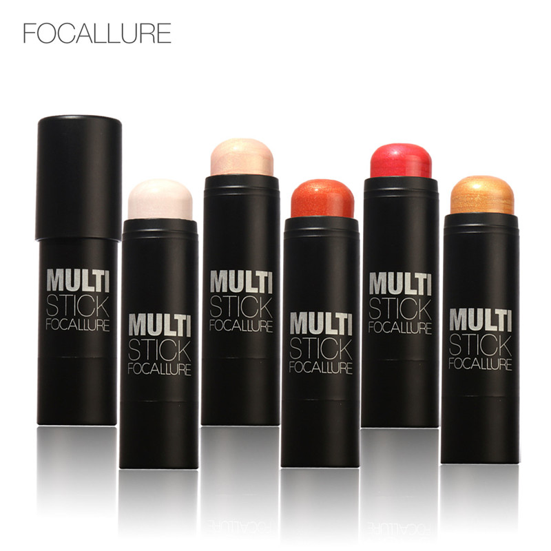 Shimmer Bronzer & Highlighter Cream Cosmetics Multi Stick