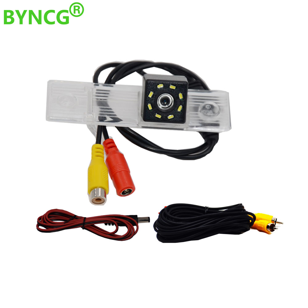 Ավտոկանգառ համակարգ CCD CAR REAR VIEW CAMERA FOR CHEVROLET Lova / Aveo / Lacetti / Captiva / Cruze / Epica / Matis / HHR