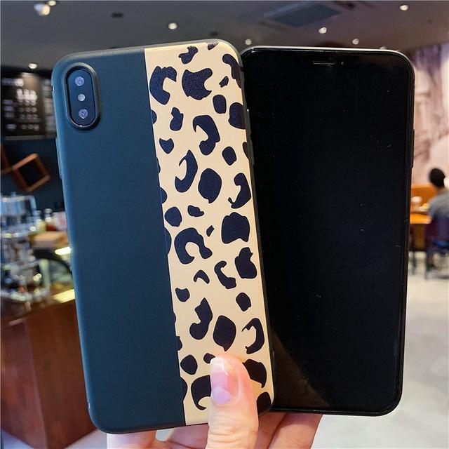 Leopard Retro Phone Cases For iPhone 4