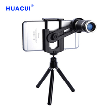 Fixed 8X Universal Mobile Phone Lens Camera Telescope Lenses Smartphone Telephoto Lens for iPhone 4 4S 5 5C 5S 6 Plus Samsung
