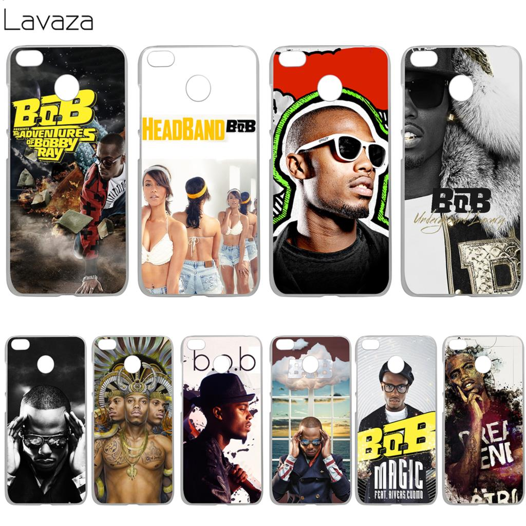 Lavaza B.o.B Bobby Ray Simmons Case for Xiaomi Redmi Note MI 3 3s 4 4a 4x 5 5a 6 8 a1 se mi5 mi6 mi8 Pro Plus ...