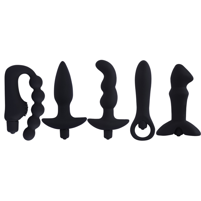 Buy 6 Types Vibrating Anal Beads Plug Prostate Massager Dildo Vibrator Sex Toys Women Men 10 Speed G-spot Anal Vibrator Sex Shop