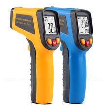 Non Contact Mini Laser Lcd Display Ir Digitale Infrarood Thermometer Gun Industriële Temperatuur 50 400/600 Celsius