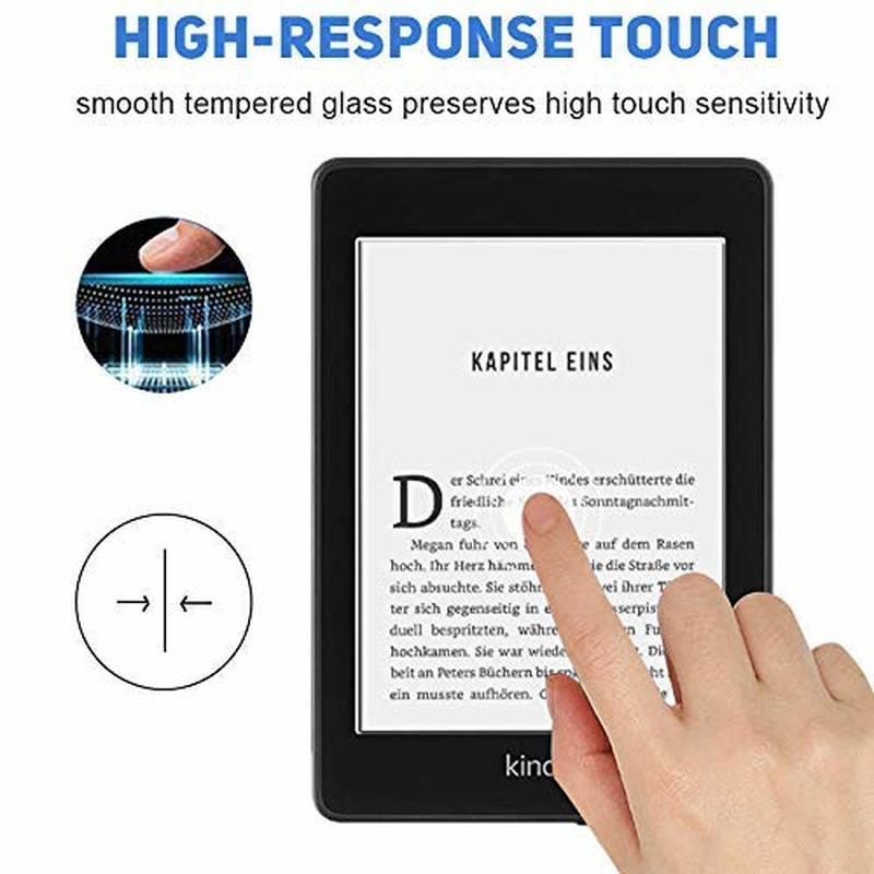4 9 H Vidro Temperado Para Amazon Kindle Paperwhite 2018 6 0 polegada  Tablet Protetor de Tela de Proteção Para Kindle Paperwhite 1 2 3