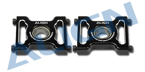 Align Trex 500PRO Metal Main Shaft Bearing Block H50075A Trex 500 Spare Parts Free Shipping with Tracking align trex 500dfc main rotor head upgrade set h50181 align trex 500 parts free shipping with tracking