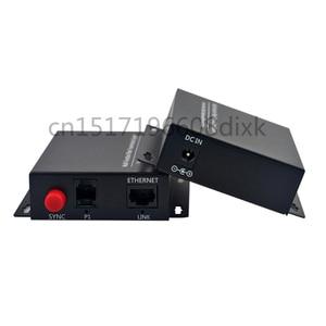 Image 5 - 1CH טלפון כדי סיבים אופטי ממיר PCM קול מעל סיבים אופטי מדיה ממיר כדי סיבי 1ch 100M Ethernet