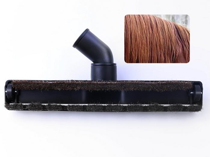 32mm European vacuum cleaner Natural horse hair Brush Fit for philips Haier Rowenta LG electrolux Jeno general cleaning tool 32mm vacuum cleaner brush accessories multi functional nozzle brush kit fit for philips electrolux lg series vacuum cleaner