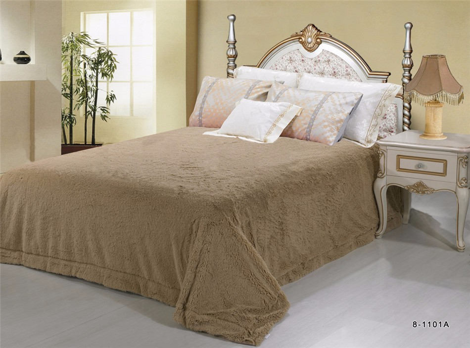 【CLORIS Moscow Warm Comfortable Quilt Thick Bedspreads 220 ...
