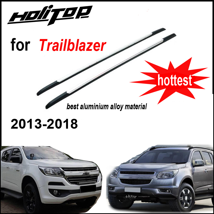 NEW ARRIVAL for Chevrolet Trailblazer 2013 2018 roof rack roof rail luggage bar original style OE