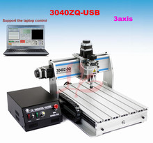 2016 newest cnc router 3040 ZQ-USB cnc machine for sale small cnc machine