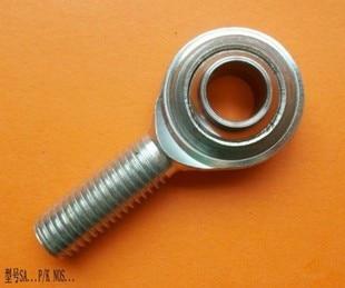 Free Shipping 22mm Male Metric Threaded Rod End Bearing SA22T K POSA22