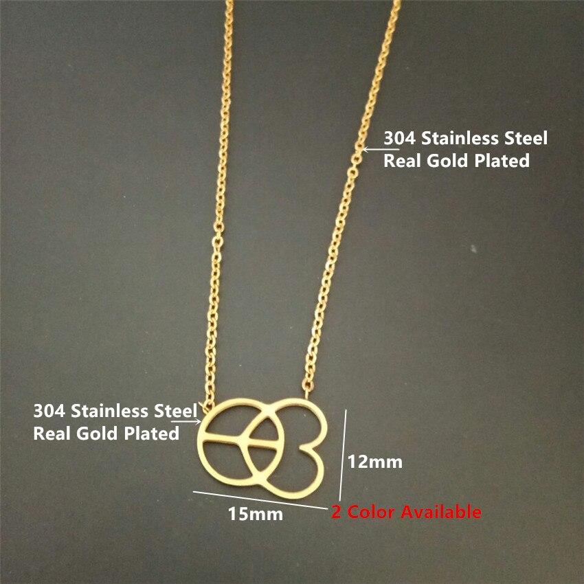 Aliexpress Buy Dianshangkaituozhe Fashion Peace Symbols Heart