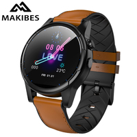 Makibes M361 independant 4G calling Clock 1.61 Screen GPS Men Women Smart watch Phone 600mAh battery 1+16GB GPS Nano SIM WIFI