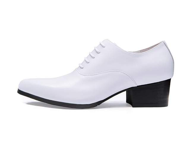 Online Shop New high heels <b>mens</b> genuine leather oxford shoes ...