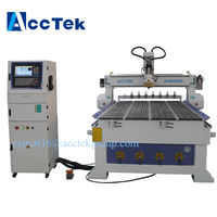AKM1325 China Good 4AXIS 3axis 5axis Yaskawa Delta Servo Motor Auto Tool Changing Cnc Router Manufacturer