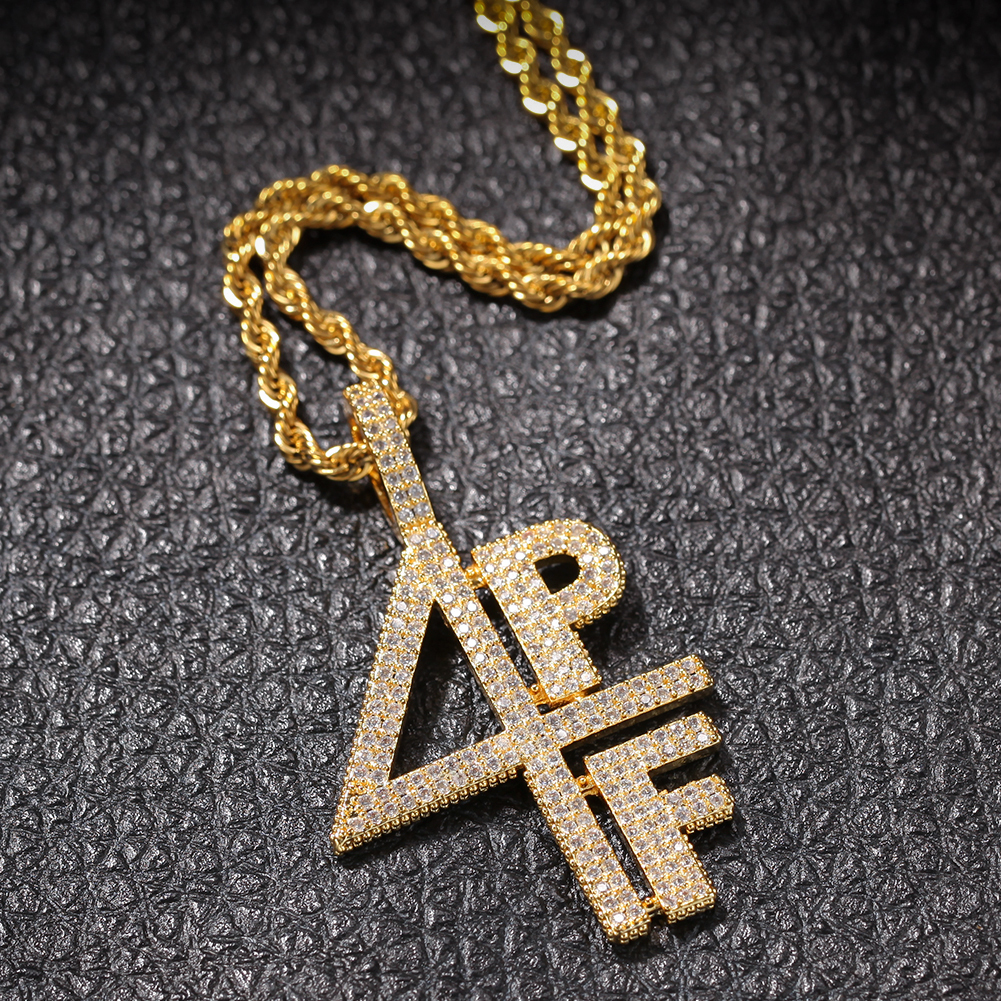 Mens Gold Link Necklace