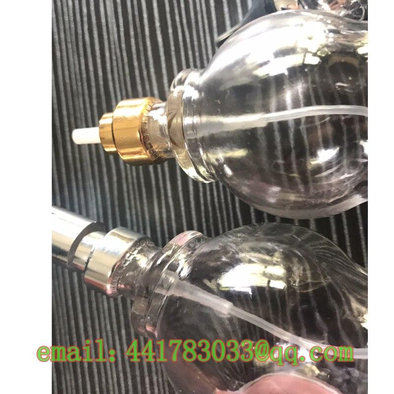 Пневматическая стеклянная бутылка замок машина запечатываемый флакон для духов машина прокатки машина зелье бутылка с жидкостью для полос... - 3