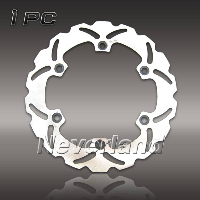ФОТО Rear Brake Disc Rotor for Honda CBR1000F CBR1100XX BLACKBIRD CB1300SF Motorcycle Free shipping D20
