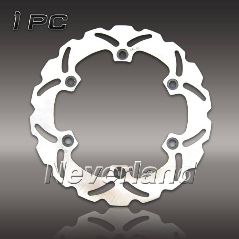 ФОТО Rear Brake Disc Rotor for Honda CBR1000F CBR1100XX BLACKBIRD CB1300SF Motorcycle Free shipping D20