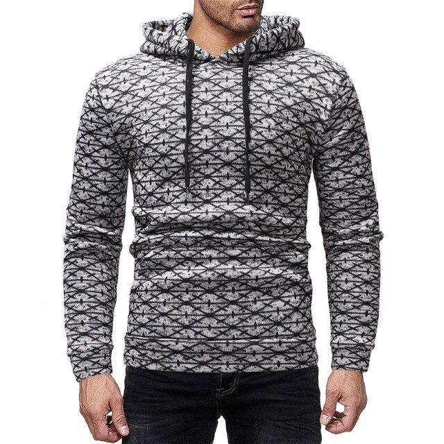 3e951e33a728 2018 New Brand Sweatshirt Men Hoodies Autumn Solid Hoodie Mens Hip Hop Coat  Pullover Men s Casual