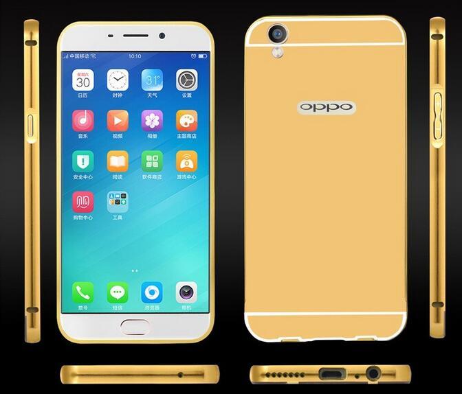 Moda de luxo em ouro rosa espelho telefone para casos oppo a37 moda de luxo em ouro rosa espelho telefone para casos oppo a37 alumimum shell moldura de metal tampa traseira para oppo a 37 em de no aliexpress stopboris Images