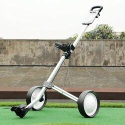 Pgm تماما. مؤسسي نادي سريعة بسهولة أضعاف عجلة الغولف دفع سحب عربة عربة ، الأبيض ، سهلة للطي ، المحمولة ، قوي ودائم