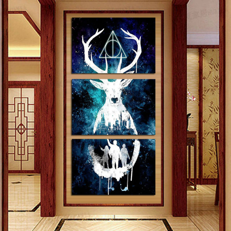 Harry-Potter-Poster-Art-Modern-Home-Wall-Decor-Canvas-Picture-Art-HD-Print-Painting-On-Canvas (2)