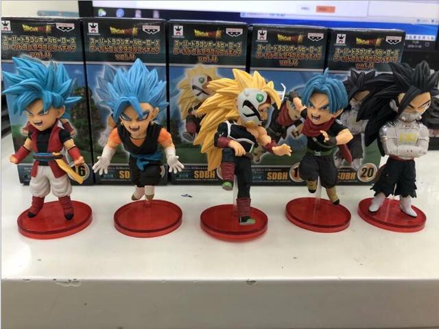 2019 Anime Dragon Ball Z Super Saiyan Son Gohan DBZ Figuras Batalha Collectible Toy Modelo