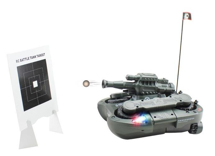 Rc tank 24883 boy toys 4CH large fire BB bullets shooting land and water amphibious remote control toys tank rc car Gift for Kid large land