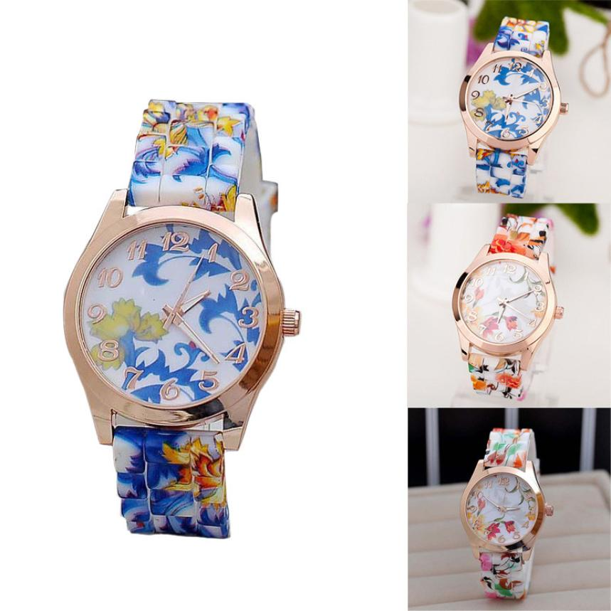Fashion Silver And Gold Mesh Band Creative Marble Wrist Watch Casual Women Quartz Watches Gift Relogio Feminino
