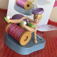Peter Pan Tinker Bell Princess Box Toy Original Garage Kit Classic Tinkerbell FAIRY TUMBLE Action Figure Collectible Model Toy