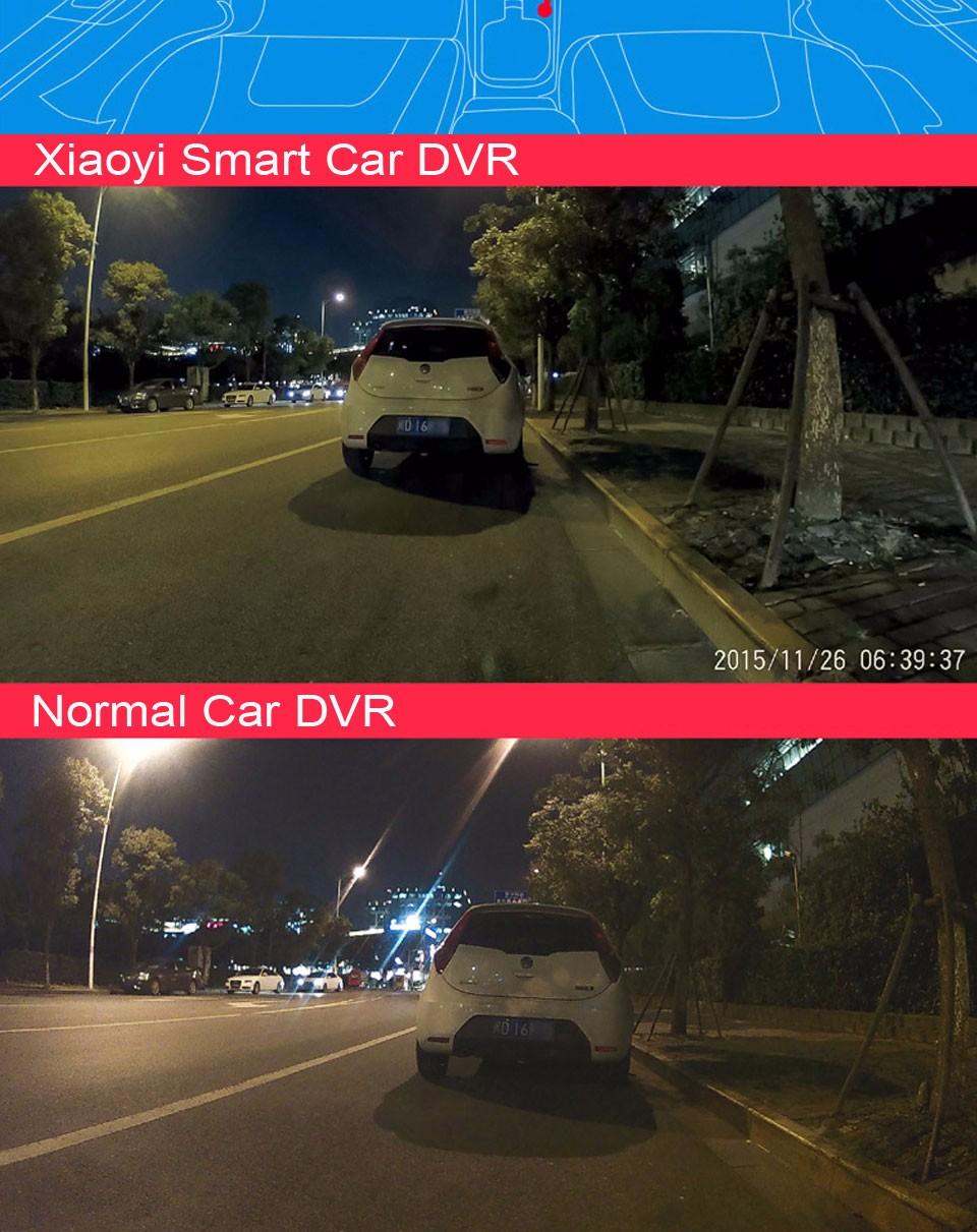 Xiaomi YI Smart Dashcam Car DVR (12)
