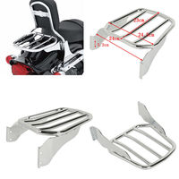 Motorcycle Sport Luggage Rack For Harley Softail Standard FXST 06 07 Fatboy 2007 2017 2016