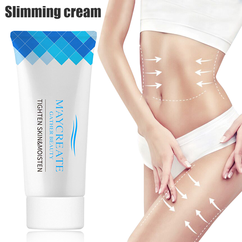 Beauty & Health 1pcs Slim Massage Cream Slimming Cream Leg Body Waist Weight Loss Fat Burner Weight Loss Anti-cellulite Tight Shaping Body Bath & Shower
