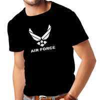 T Shirts For Men Army Surplus Clothing Military Logo USMC Gifts Shirt Apparel Clothing Tops Hipster