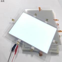 Масштабируемая Складная EL Электролюминесцентная панель модуль высокой яркости Гибкая подсветка PC Moniter Sign Billboard DIY Индивидуальные