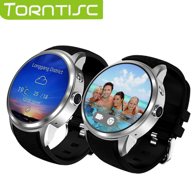 Torntisc X200 Android 5.1 Heart Rate Monitor Smart Watch MTK6580 ROM 8 ГБ RAM 512 МБ Поддержка 3 Г WI-FI GPS Nano sim-карты Smartwatch