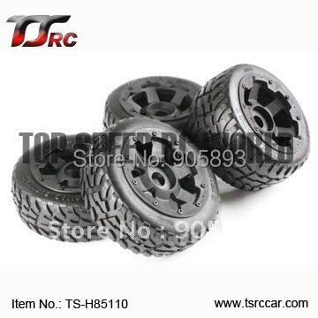 5B Front Highway-road Wheel Set TS-H85110)  x 4pcs for 1/5 Baja 5B, SS , wholesale and retail 5b front highway road wheel set ts h95086 x 2pcs for 1 5 baja 5b wholesale and retail