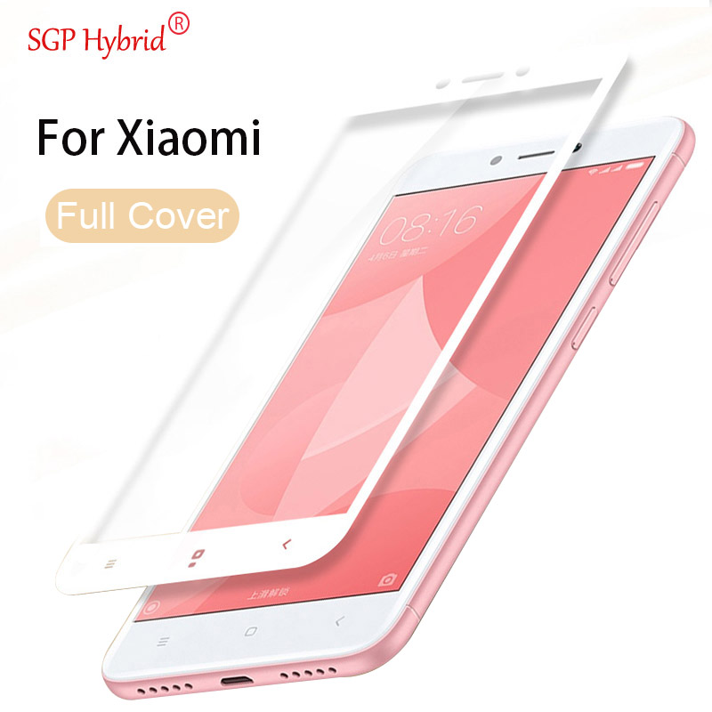 Mi a1 For Xiaomi Redmi 5 Plus Case Cover Tempered Glass For Xiaomi Mi A1 5 6 Note 3 on Redmi Note 4 5 3 4x 4a 5a Protective Film