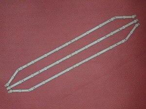 (جديد كيت) 3 قطعة 12/13LED 76 سنتيمتر LED قطاع ل سامسونج التلفزيون UN40H5203AF 2013SVS40 LM41-00001V LM41-00001W D3GE-400SMA-R2 D3GE-400SMB-R2