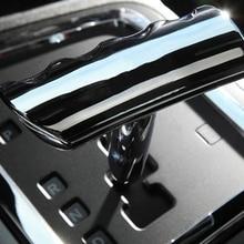купить Car Manual Shift Knob Gear Black Shifter Lever Cover  Fit  For 2007-2016 Compass, Patriot, Journey по цене 1385.79 рублей
