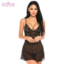 35a3ee0bc Sexy Lingerie Transparent Nightgown - اشتري قطع Sexy Lingerie Transparent  Nightgown رخيصة من موردي Sexy Lingerie Transparent Nightgown بالصين على ...
