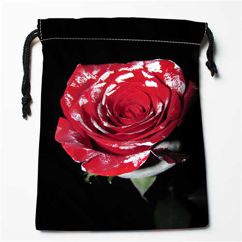 Drawstring Shopping Bags Travel Storage Pouch Swim Hiking Toy Bag Unisex Multi Size18-12-05-103 To Assure Years Of Trouble-Free Service Frugal Custom Printing Orange-rose 1