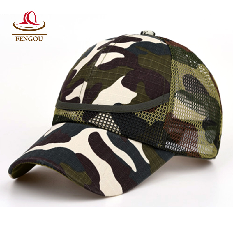 New Children'S Hats Camouflage Mesh Kids Cap Spring Summer Baseball Cap For Boy Girl Cap Baby Casual Caps Summer Style Bone 2017 new arrival men s hats men camo baseball caps mesh for spring summer outdoor camouflage jungle net ball base army cap hot
